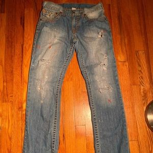 Size 29 true religion jeans